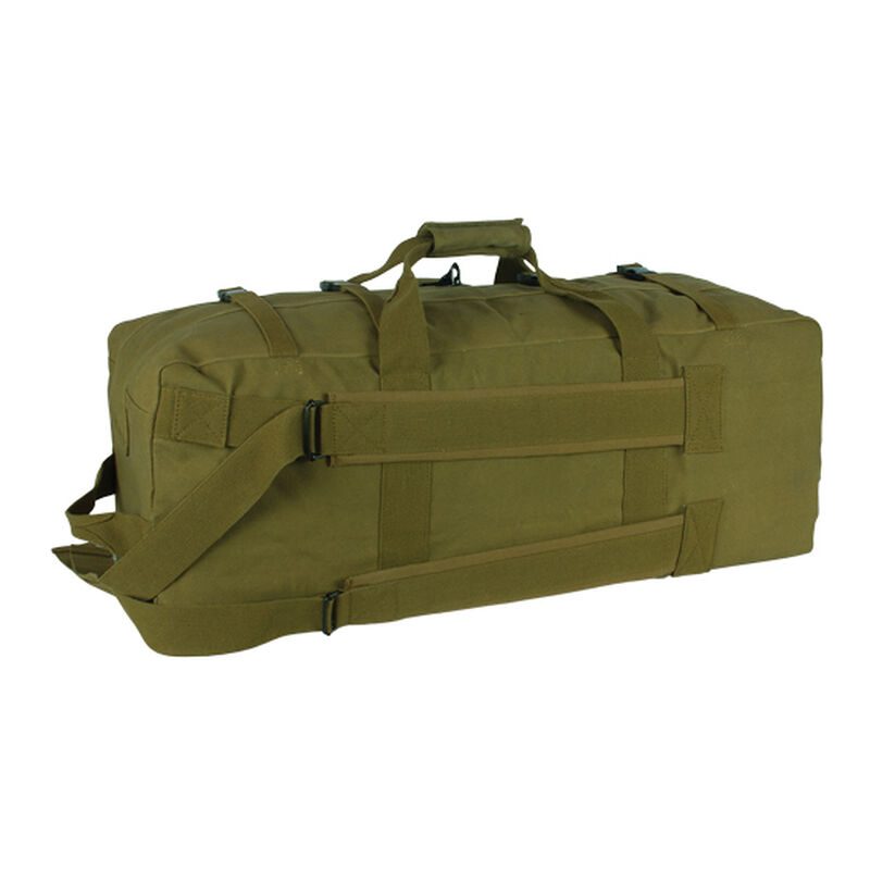 Fox Outdoor Gen II Two Strap Duffel Bag OD Green 40-30