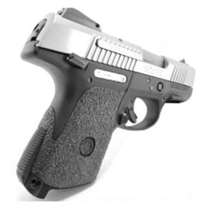 TALON Grips Ruger SR9c/ SR40c Rubber Adhesive Grip Black 503R