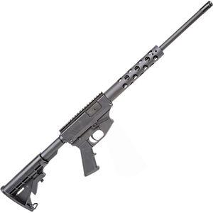 "Thureon Defense Basic Pistol Caliber Carbine Semi Auto Rifle .40 S&W 16.5"" Barrel 15 Round GLOCK Magazine Billet Aluminum Receivers Round Handguard Black Finish"