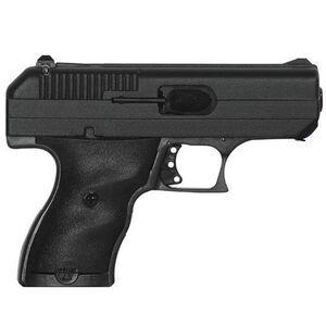 "Hi Point Semi Automatic Pistol 9mm Luger 3.5"" Barrel 8 Rounds Polymer Frame Black Powder Coat Finish with Custom Kershaw Scallion Folding Knife 916HCKN"
