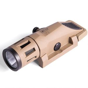 Haley Strategic Partners Inforce WML 400 Lumen LED White Momentary Light Picatinny Compatible Coyote Brown
