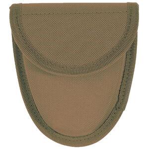 5ive Star Gear Universal Duty Handcuff Pouch Ballistic Weave Coyote