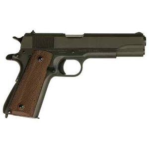 "Inland Manufacturing 1911A1 Government Model Semi Auto Handgun .45 ACP 5"" Barrel 7 Rounds Parkerized Finish ILM1911"