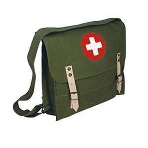 5ive Star Gear German Style Medical Shoulder Bag OD Green