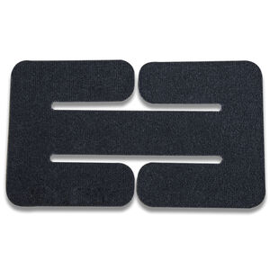 VERTX BAP Belt Adaptor Panel Velcro One Wrap Black VTX5135