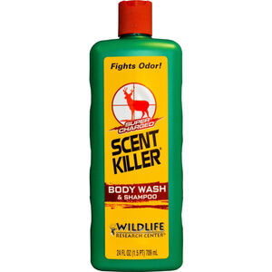 Wildlife Research Center Scent Killer® Body Wash & Shampoo, 24 Oz.