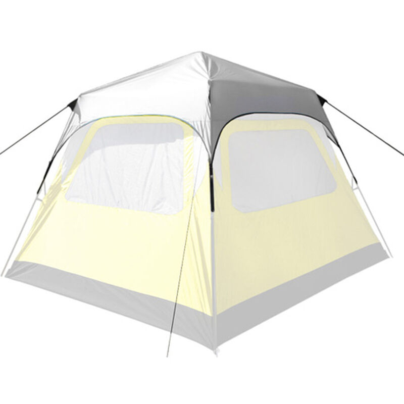 PahaQue Basecamp 6 Person Tent Rain fly