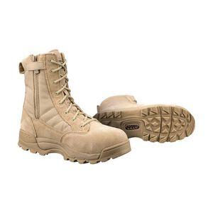 "S.W.A.T. Classic 9"" Men's Boot Size 10.5 Reg Tan"