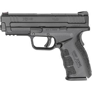 "Springfield XD Mod.2 9mm Semi Auto Pistol 4"" Barrel 16 Rounds Fiber Optic Sight Matte Black"