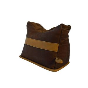 Benchmaster All Leather Bench Bag Unfilled, Large BMALBBLE