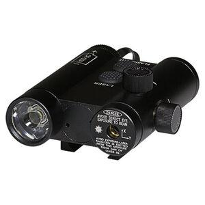 Firefield AR Laser-Light Designator Green Laser 180 Lumen Light Black FF25001