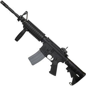 "Colt M4A1 SOCOM Carbine AR-15 5.56 NATO Semi Auto Rifle 16"" Barrel 30 Rounds 4 Position Collapsible Stock Extended A2 Flash Hider KAC RAS Rail Matte Black"