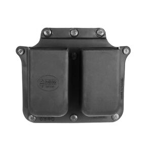 Fobus .45 caliber Double-Stack Double Magazines Pouch fits Glock10/45 Black