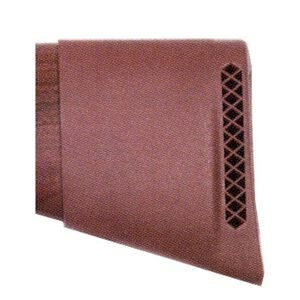 Pachmayr Slip-On Recoil Pad Small Rubber Brown 02306