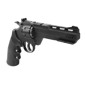 Crosman Vigilante CO2 Air Pistol Revolver Steel Black CCP8B2