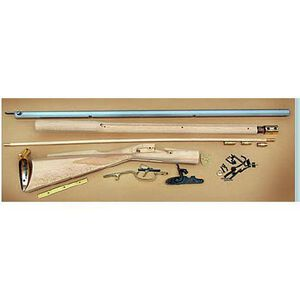 "Traditions Kentucky Percussion Black Powder Rifle Kit 33.5"" Octagonal Barrel Fixed Sights KR52206"