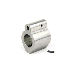 DMA, Inc. XTS AR .625 Micro Low Profile Gas Block Stainless Steel