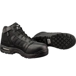 "Original S.W.A.T. Metro Air 5"" SZ Safety Men's Boot Size 10 Wide Non-Marking Sole Leather/Nylon Black 126101W-10"