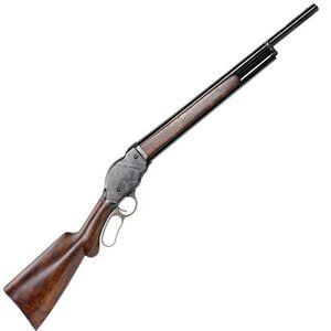"Taylor's & Company 1887 Lever Action Shotgun 12 Gauge 22"" Barrel 2.75"" Chamber 5 Rounds Walnut Stock Case Hardened Receiver Finish 930.000"