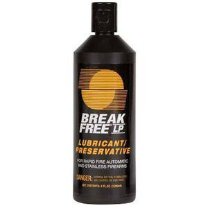Break-Free Lubricant/Preservative 4 oz. Bottle LP4100
