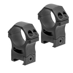 UTG PRO®  30mm/2PCs High Profile P.O.I® Picatinny Rings