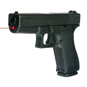LaserMax GLOCK 20 and 21 Guide Rod Laser, Red