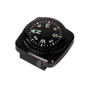 Tru-Spec Sportsman Survival Compass Black 5169000