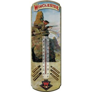 Rivers Edge Products Winchester Hunt Tin Thermometer 1344
