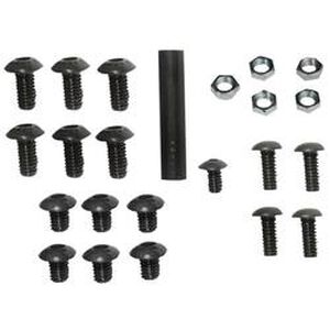 TAPCO AK-47 Screw Build Set Black Oxide