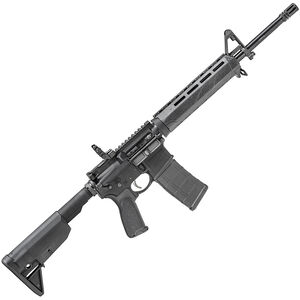 "Springfield Armory SAINT AR-15 5.56 Semi Auto Rifle 16"" Barrel 30 Rounds Black"