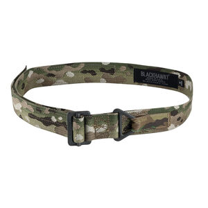 "BLACKHAWK! CQB Riggers Belt, Regular - up to 41"", Black"
