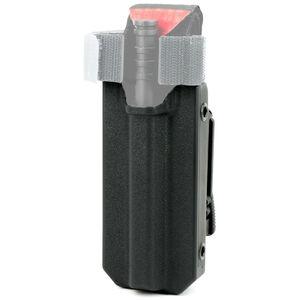 Eleven 10 Slick Front RIGID TQ Case Fits CAT Gen 7 Belt Mount Polymer Black