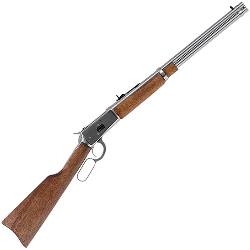 """Rossi Model R92 Carbine .45 LC Lever Action Rifle 20"""" Barrel 10 Rounds Wood Stock Stainless Finish"""