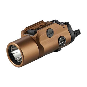 Streamlight TLR-VIR II Visible Light with Infrared Light and Laser, 300 Lumens, Aluminum, Coyote Finish