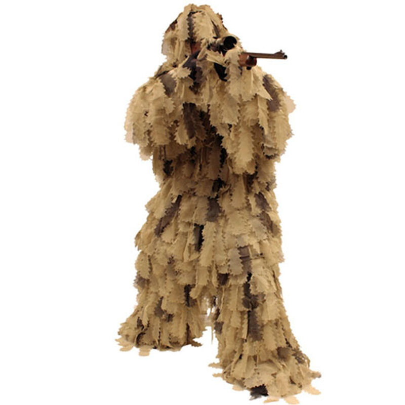 Red Rock Big Game Ghillie Suit 4 Piece XL/XXL Open Country 70966XL/XXL