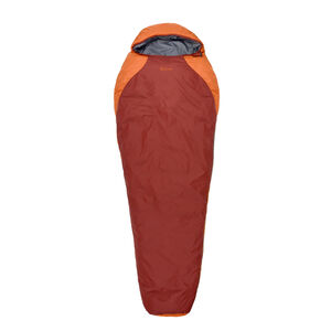 Chinook Technical Outdoor Kodiak Peak II Mummy Sleeping Bag -5F Orange/Red 20460