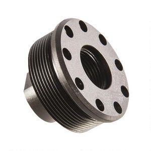 SilencerCo Harvester Direct Thread Mount 1/2x28 Steel Black AC633