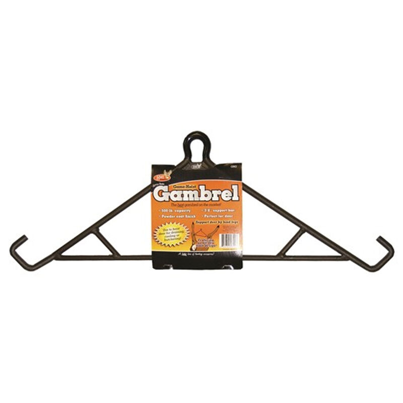 HME Products Game Hanging Gambrel 500 Pounds Capacity Steel Olive GHG