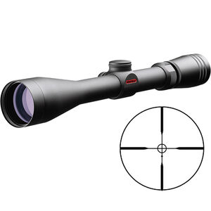 "Redfield Revolution Scope 3-9x40 Accu-Range Reticle 1"" Matte Black 67095"