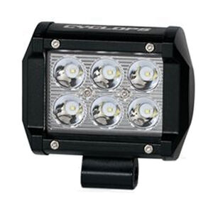 "Cyclops 4"" LED Vehicle Off Road Light 1620 Lumens"