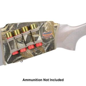 "Beartooth Products Comb Raising Kit 2.0 with Shotgun Ammo Loops 7"" Long Fits Most Shotgun Stocks Neoprene Realtree Max-5 Camo"