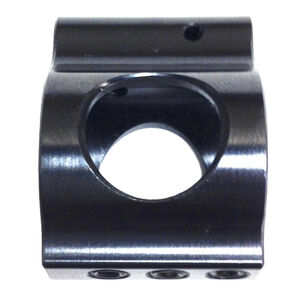 "Faxon AR-15 .625"" Ultra Low-Profile Gas Block Black GB-LP-625-3"