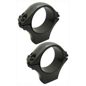 Beretta Sako Optilock Scope Rings 30mm Low Black S1300929