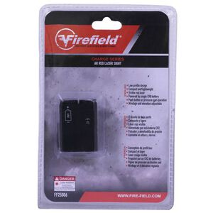 Firefield Charge Series Mini AR Red Laser Aluminum Black