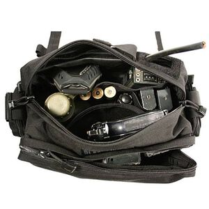 "BLACKHAWK! Battle Bag 11""x10""x5"" Nylon Black 60BB02BK"