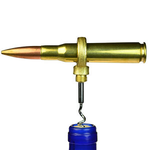 2 Monkey Lucky Shot .50 BMG Corkscrew Brass Casing