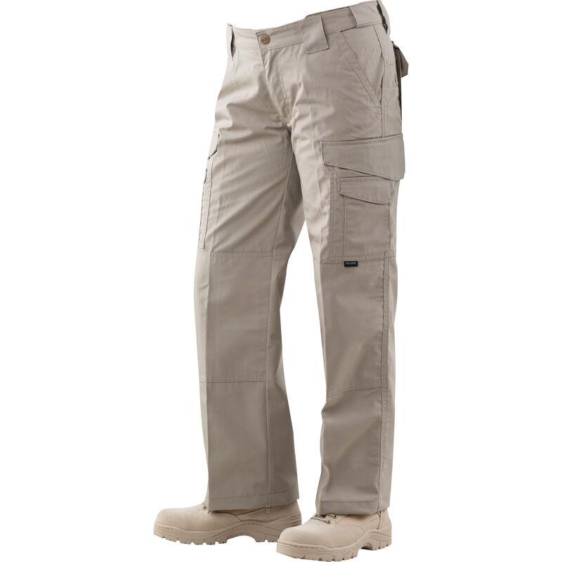 Tru-Spec 24/7 Series Women's Pants Polyester Cotton Rip Stop Khaki 1095005