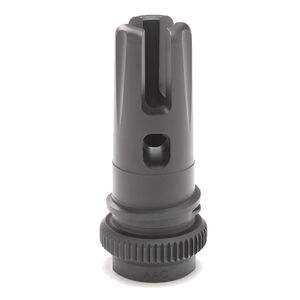 Advanced Armament Corporation BREAKOUT 2.0 Combo Muzzle Device 51T Ratchet-Taper Mount 7.62 NATO Threaded 5/8x24 Steel Nitride Finish Matte Black