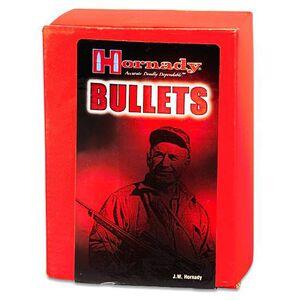 "Hornady .22 Caliber .224"" Diameter 45 Grain Hornet Jacketed Soft Point Bullet 100 Count"