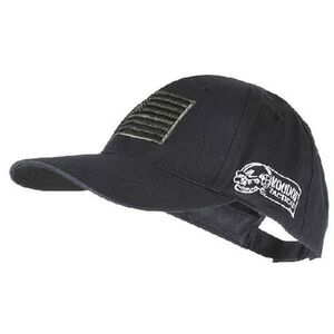 VooDoo Tactical Cap Poplin Black